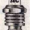 N-1 Metric Plug - for 1929 Buick High Compression Head