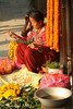 Selling marigolds in Durbar Square - Kathmandu, Nepal ... May 30, 2014 ... Photo by Rob Page III
