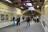 South Kensington Station is the gateway station to many of London's Museums. For this it had a subway under Exhibition Road giving direct access to the museums. Sun 10.08.14