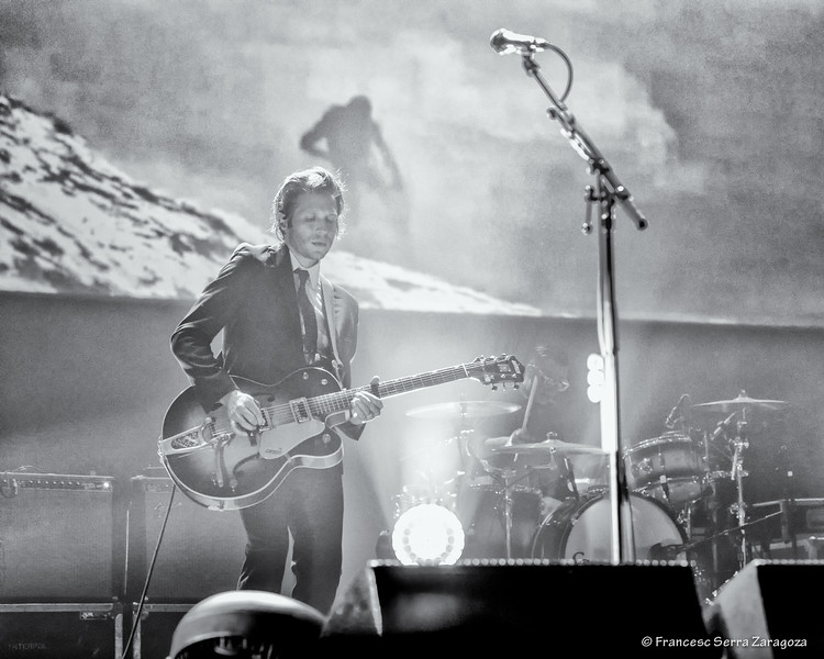 Interpol at Forest National