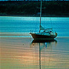 Boat, Frenchman Bay, Maine