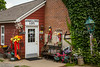 The Antiques and Things store in the Amana Colonies, Iowa, USA.