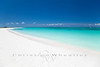 untouched white sand beach in Anegada, British Virgin Islands