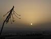 Sunset in Afula