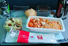 Airplane food!  (7/15/2014)