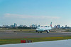 Departing Toronto for Tel Aviv. (7/15/2014)