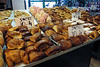 Cheap eats at Tel Aviv bus station  (7/24/14)<br /> Can you say sneeze guard? No, you cannot.<br /> #9126