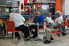 """Let's get together and feel alright.""<br /> Alte kakers at the Tel Aviv bus station  (7/24/2014)<br /> #9134"