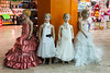 Tel Aviv bus station, the place for all your child's formalwear needs.  (7/24/14)<br /> #9131-crp2
