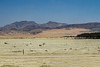 Uvda valley in southern Negev desert (Israel), and the Eilat mountains (Jordan). (7/21/14)