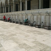 Ablution area of Suleymaniye Mosque