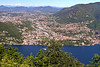 Como from Brunate