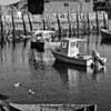 B+W #3 preset from lightroom 3. Red boat house and dock at Cape ann. this photo was taken just moments before sun set. the people in this area were very friendly and kept asking if i needed help taking a picture of myself. Rockport, MA. 12..21.2012 Photo by Tsun Yeung Tsang ©2012