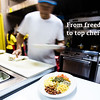 From freedom fighter to top chef