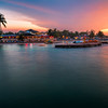 A magnificent Sunset at Royal Decameron Hotel in Runaway Bay, St Ann, Jamaica.