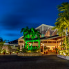Taken on a windy night at Royal Decameron Hotel in Runaway Bay, St Ann, Jamaica