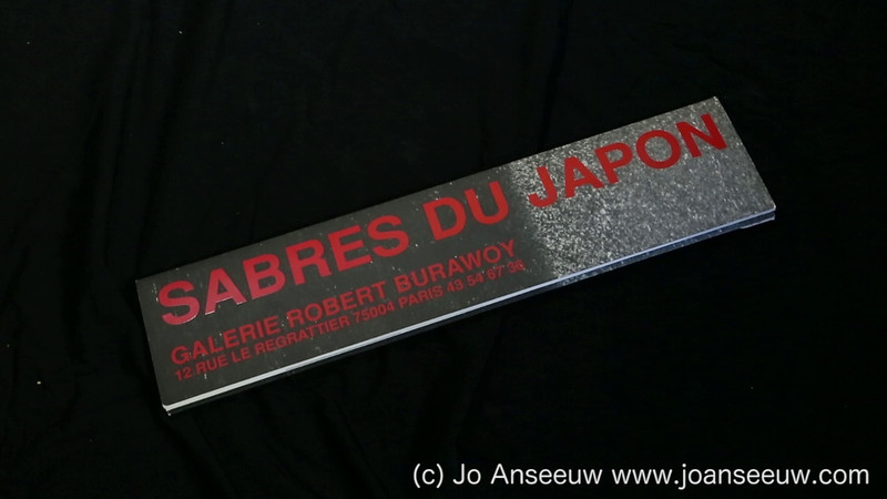 Sabres du Japon by Robert Burawoy