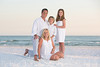 Family Beach Portraits on Siesta Key, Longboat Key, Englewood Beach, Venice Beach, or Anna Maria Island by Jason Scott Photography