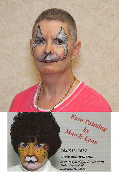 Face Painting - Mar-E-Lynn
