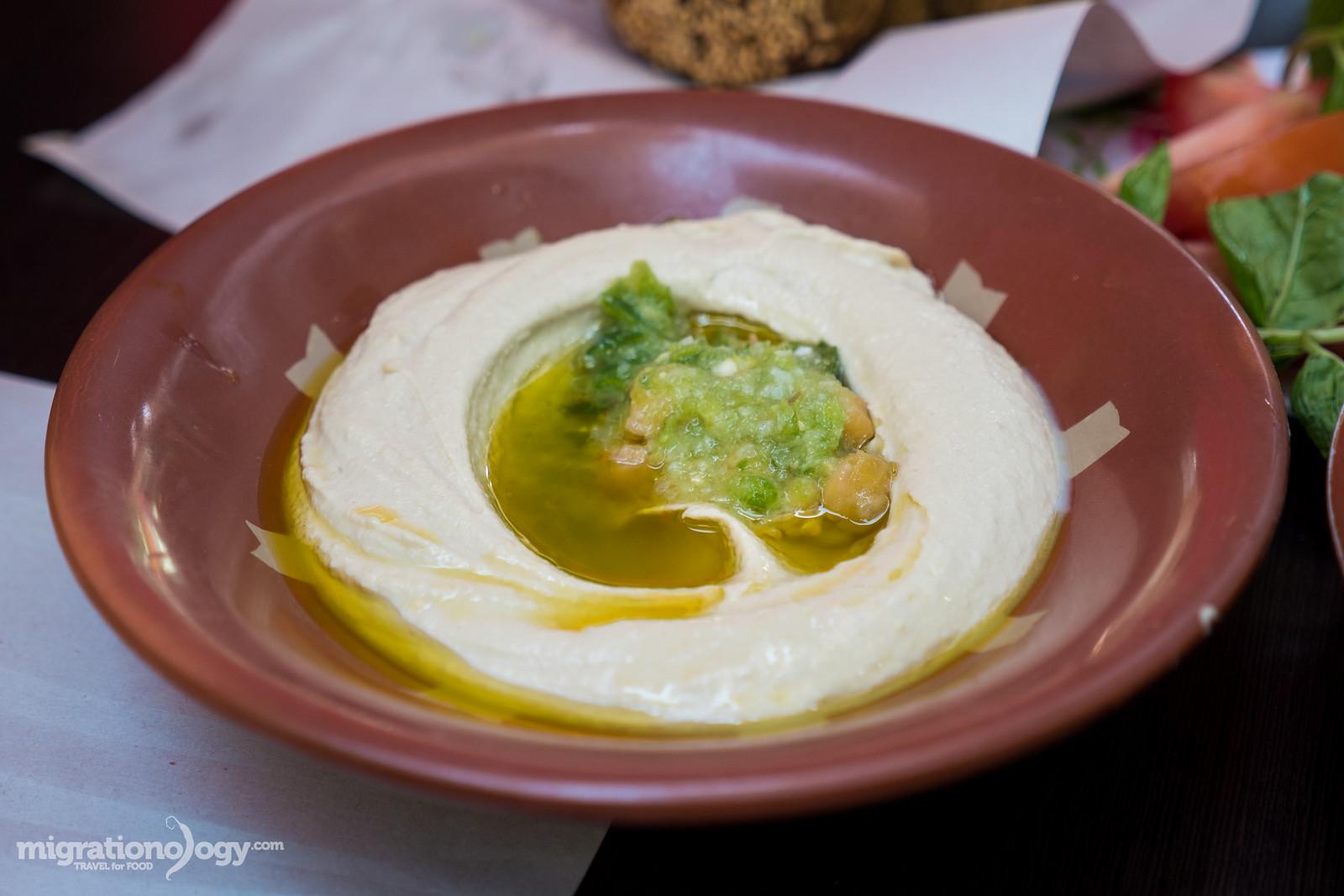 Amman street food