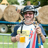 World Pea Shooting Championships 2014, Witcham, Cambridgeshire, UK