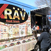 The KRAV Food Truck will be parked downtown Elyria from 11 a.m. to 2 p.m. on Thursdays. STEVE MANHEIM/CHRONICLE