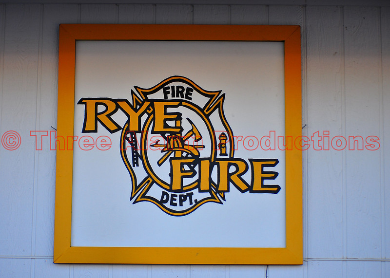 Rye Fire Department, Colorado