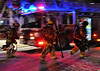 Colorado Springs Firefighters on the scene of a structure fire at 2512 Tremont Street. December 10, 2013