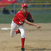 29JUL12 Hot Stove Alliance: Firelands Raptor Pitcher Kyle Wilson.    photo by Chuck Humel