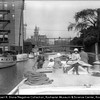 "Title: Boat ride on the canal [photograph]. <br /> Photographer/Artist: Stone, Albert R., 1866-1934.<br /> Date: 1915?<br /> Physical Details: 1 photograph : b&w ; 7 x 9 in.<br /> Collection: Albert R. Stone Negative Collection, Rochester Museum & Science Center, Rochester, NY<br /> Summary: Three men, a woman, and two children take a boat down the canal in downtown Rochester. Several other boats are docked along the edges of the canal.<br /> Notes: Printed in Rochester Herald, June 13, 1915. <br /> Rochester Images image Number: sct08942 <br /> <br /> <a href=""http://www.rochester.lib.ny.us/rochimag/rmsc/"">http://www.rochester.lib.ny.us/rochimag/rmsc/</a><br /> scm08/scm08942.jpg"
