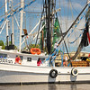 "Saturday Darien, Georgia ""Blessing of the Fleet"" Shrimp Boats - 04-13-13"