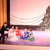 The Nutcracker Suite's opening scene during the 28th Annual Holiday Festival. (Bobowick photo)