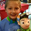 The Newtown Bee: What is your favorite holiday movie? Elizabeth Stevenson: Arthur Christmas. (Hallabeck photo)