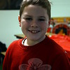 The Newtown Bee: What is your favorite holiday movie? Charlie Dunn: The Polar Express. (Hallabeck photo)