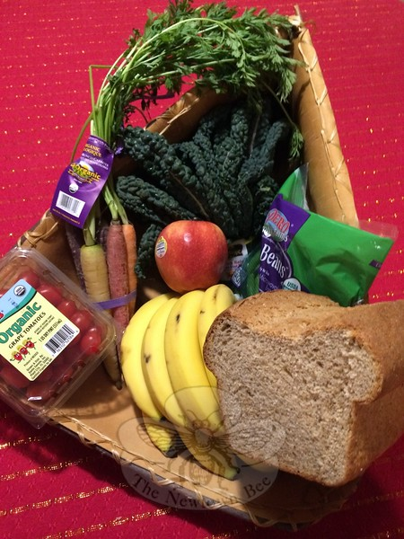 A variety of fruits, vegetables, and whole grains — locally and/or organically grown — contribute to good nutrition, says Patritia Grace-Farfaglia, RDN, chairman of National Nutrition Month. (Crevier photo)