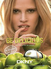 KARAN DKNY Be Delicious 2012 Germany (handbag) 'The fragrances for women - Also available new Eau So Intense - Jetzt Mitglied im