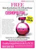 KIM KARDASHIAN Glam 2013 UK (promo Cosmopolitan)