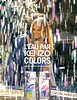 L'Eau par KENZO Colors Limited Edition 2013 Russia 'Новый лимитированный выпуск'  MODELS: Marloes Horst and Jacques Grobler