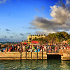 Mallory Square - waiting for the Sunset
