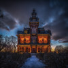 Vaile Mansion - Spooky