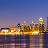 Louisville, Kentucky Skyline