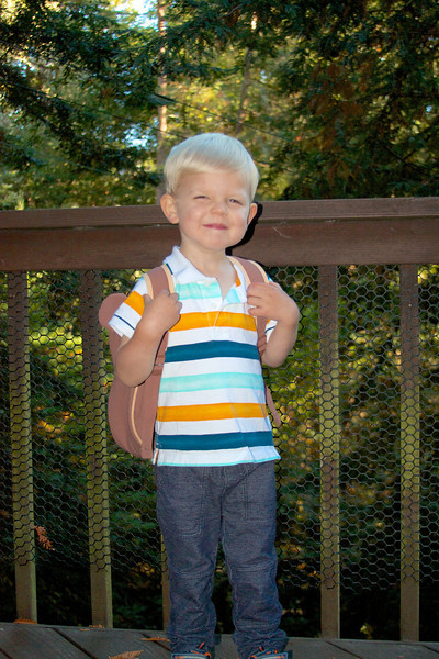 Griff's First Day of Pre-School  019