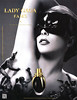 LADY GAGA Fame 2012 US 'Available at Nordstrom and nordstrom  com - The first ever black Eau de Parfum'