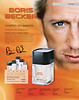 Boris Becker Eau de Parfum by LR  2009 Germany (catalogue for France) 'Le Parfum des gagnants
