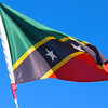 St Kitts flag.