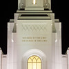 Brigham City Utah Temple - Holiness to the Lord