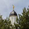 Vernal Utah Temple Angel Moroni