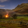 Great Langdale Bonfire