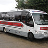 Anns Coaches Kirkintilloch 8402AC Depot Waterside Mar 14