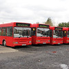 Canavan Auchinstarry Fleet Line Up Depot Auchinstarry 2 Mar 14